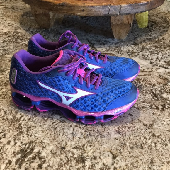01ca13395775 Mizuno Shoes | Wave Prophecy Womens Running | Poshmark